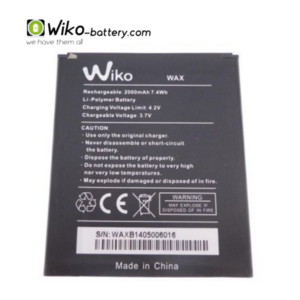 wiko wax battery