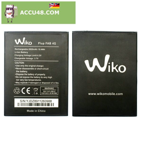 Wiko-battery.com Wiko Accu Onlineshop1