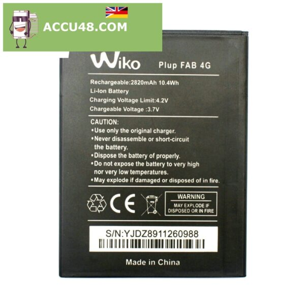 Wiko-battery.com Wiko Accu Onlineshop2