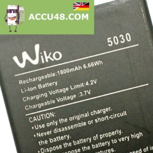 wiko accu 5040 battery
