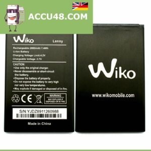 wiko lenny accu battery