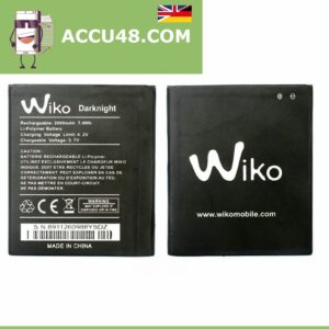 wiko Darknight akku