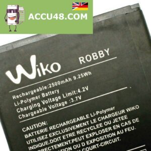 wiko-robby-accu-battery